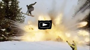 This Video Is The Bomb—Proof That Snowboarding Was More Explosive 20 Years Ago