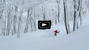 Knuckle Draggers in Japan—Louie Vito and Mark Pinter Riding Perfect Powder