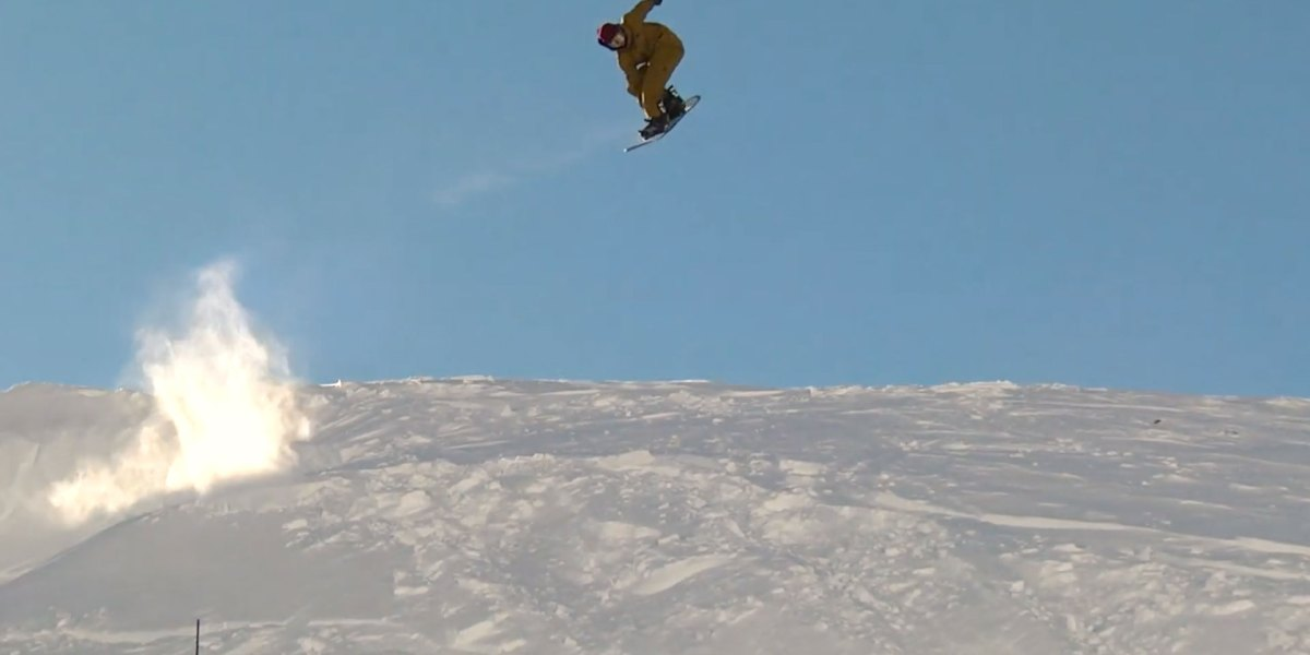 Off The Bees—Vans Snow Euro Crew in France