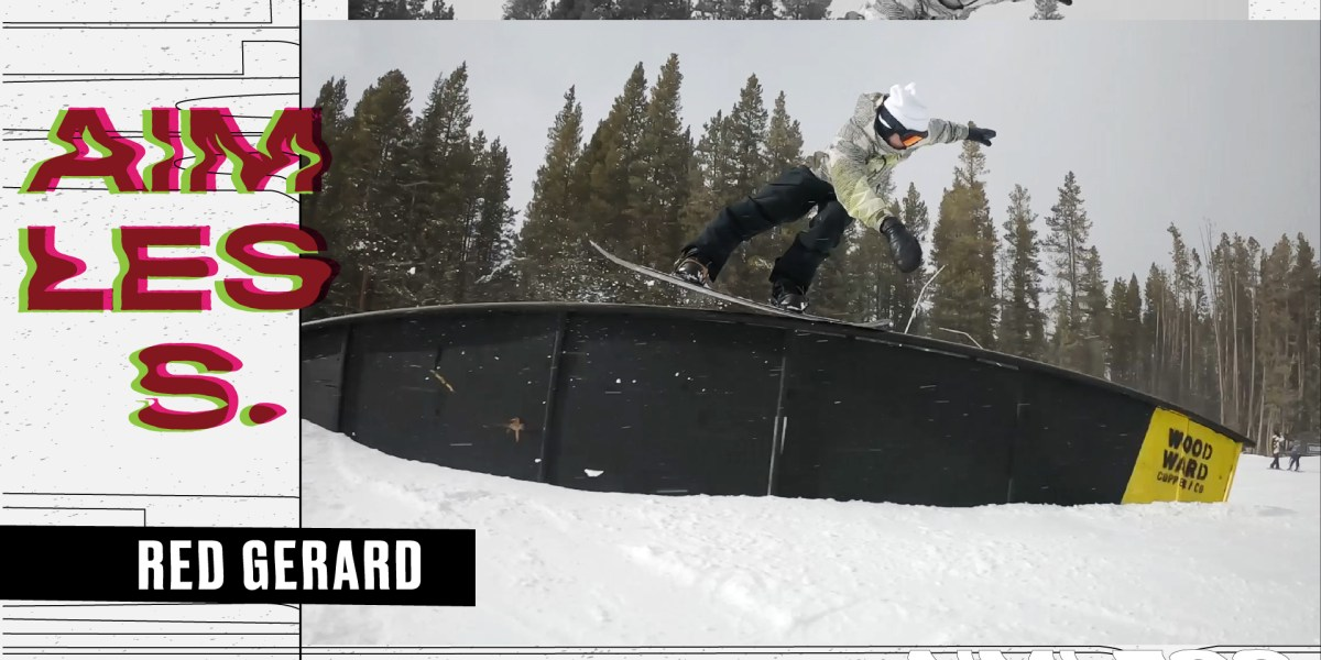 A Place to Call Home with Red Gerard—Aimless Ep. 3