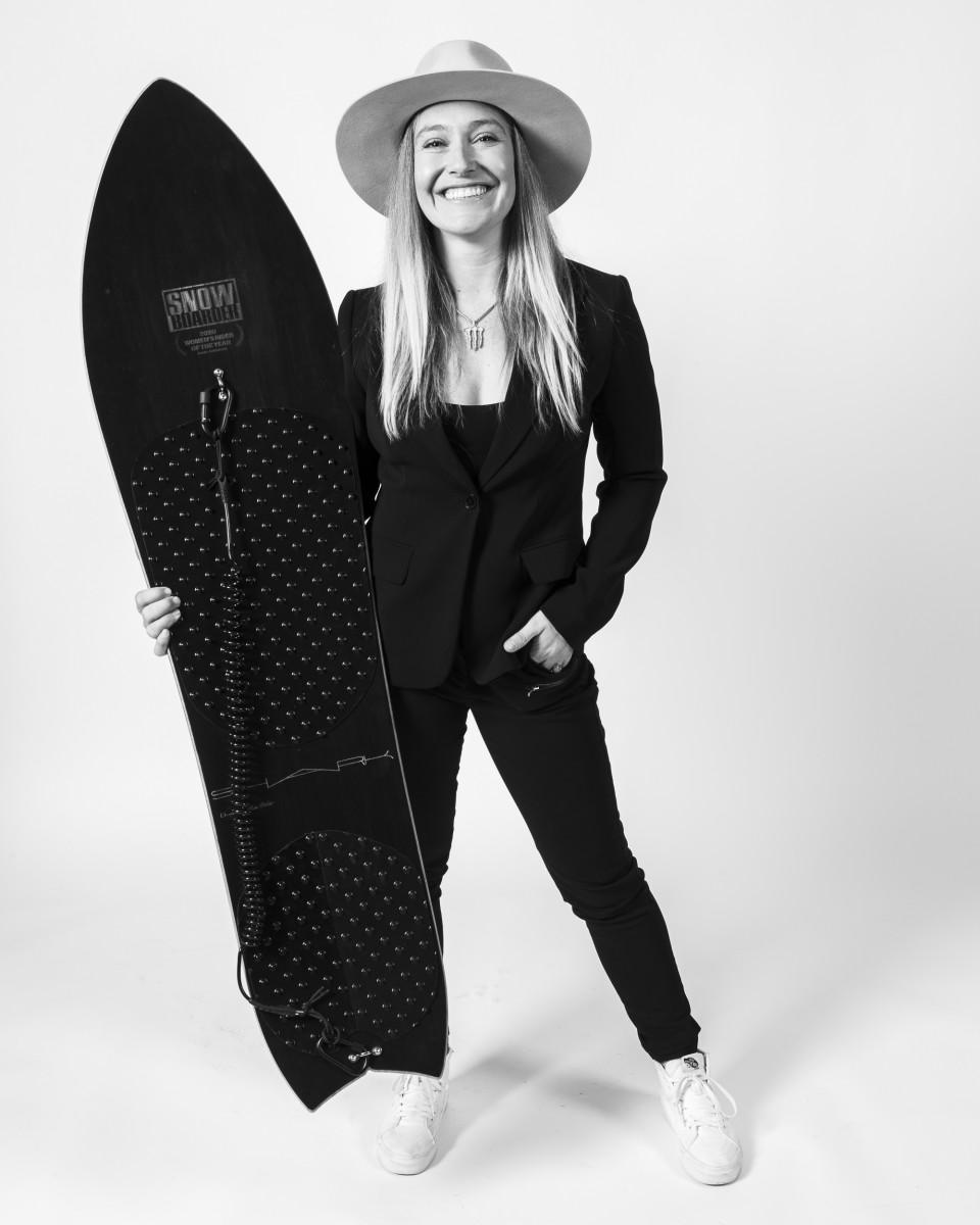 Snowboarder Awards