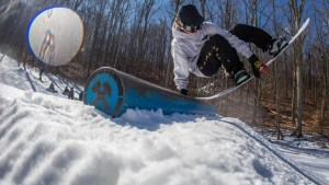 Beyond the Boundaries Women's Snowboard CAmp