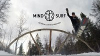 Watch Louif Paradis Build A Wooden Rainbow Rail in His Backyard—Mind Surfing Ep. 7