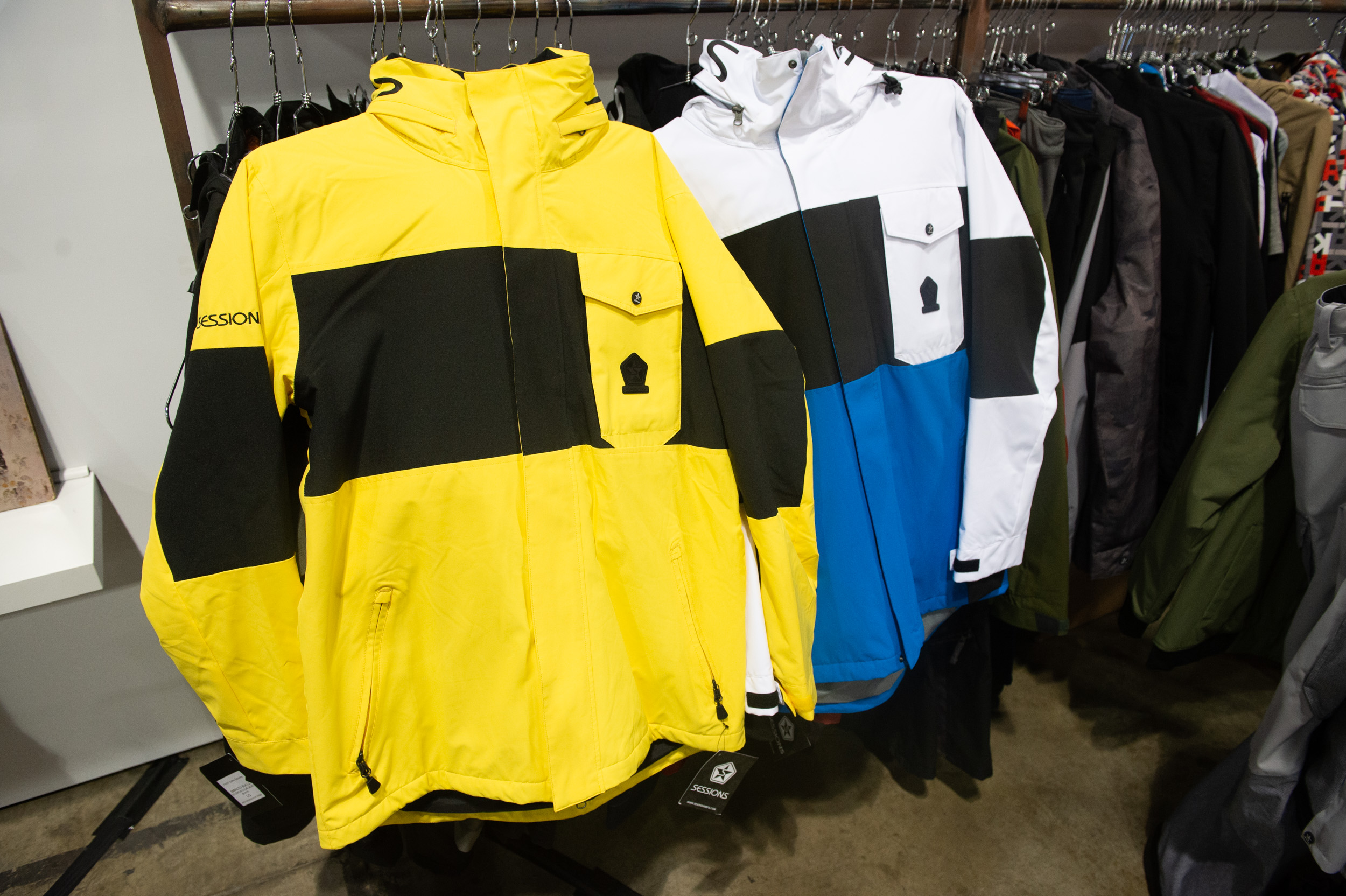 Sessions Annex Jacket