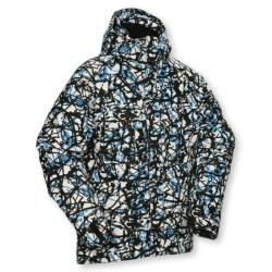 Ripzone Microlite Heritage Snowboard Jacket