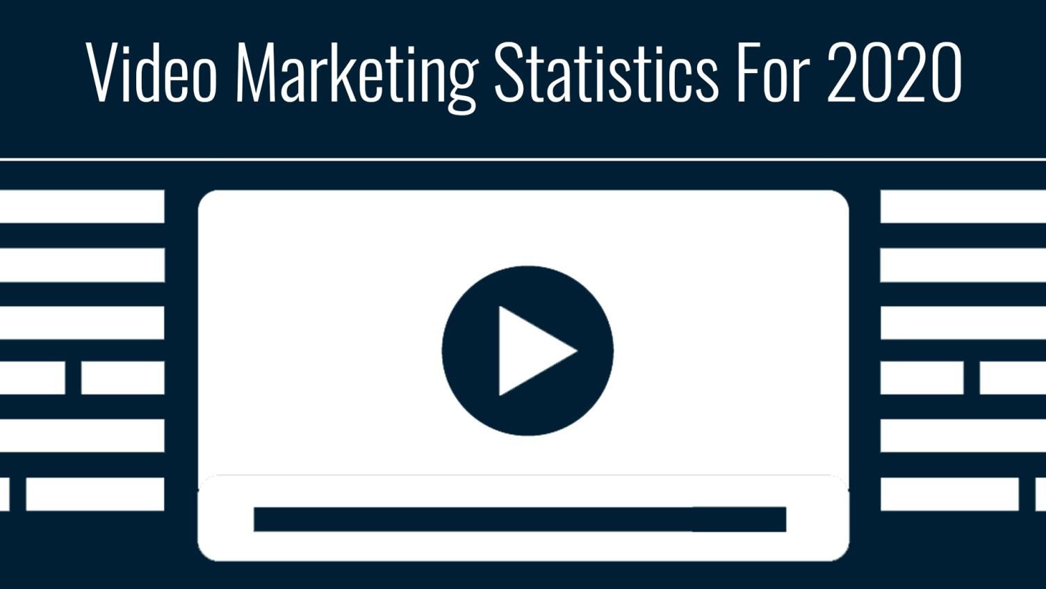 Video Marketing Statistics For 2020