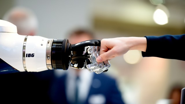 How Humans And Machines Can Enhance Each Other's Strengths With Collaborative Intelligence