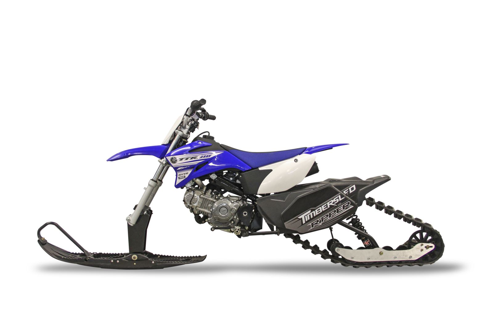 New Timbersled ST 90 Ripper Systems Convert 110cc Dirt