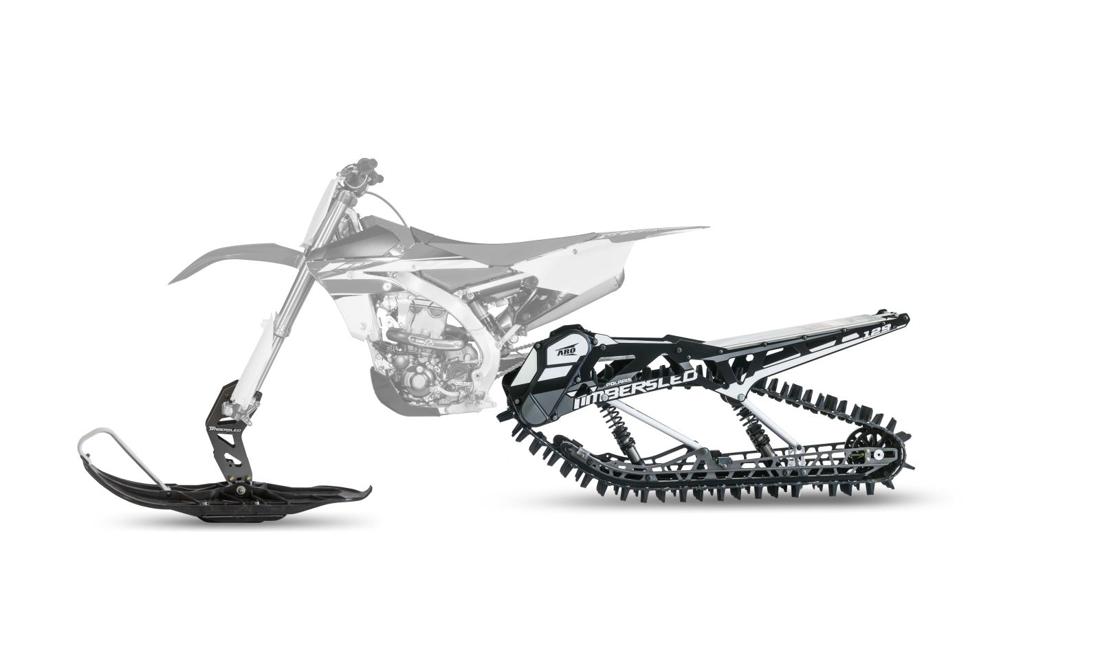 Timbersled Aro Snow Bike Lineup Expands With Addition Of New Timbersled Aro 129 Le