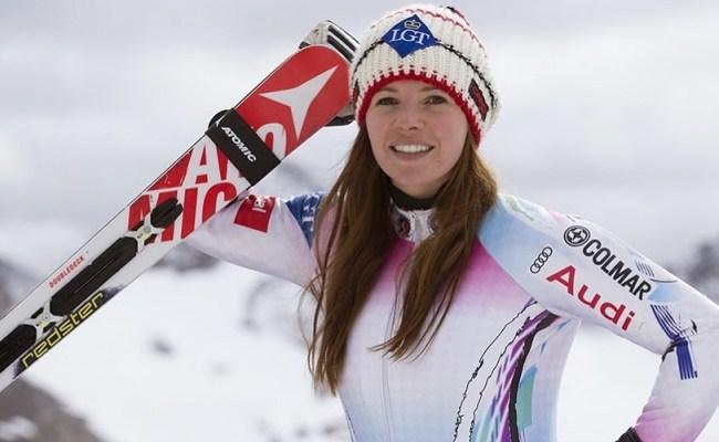 Tina Weirather Wins Lake Louise Super G
