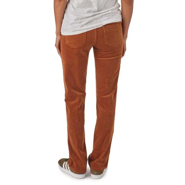 Patagonia Corduroy Pants Regular Brown And Offers