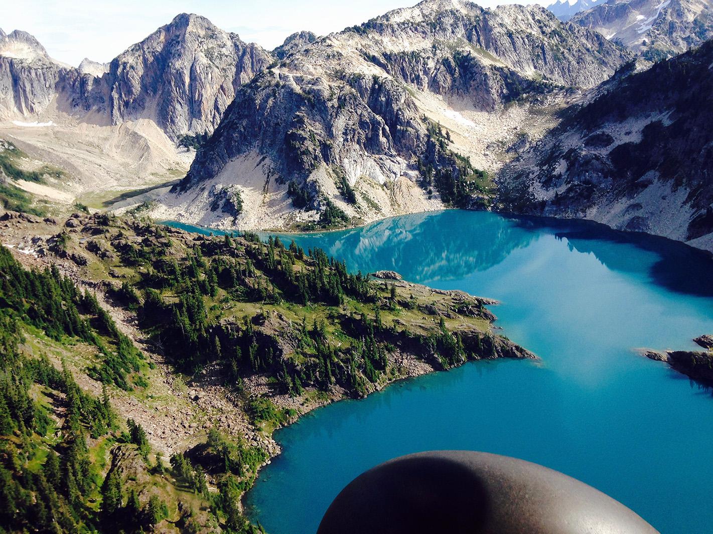 North Cascades Emerald Lake