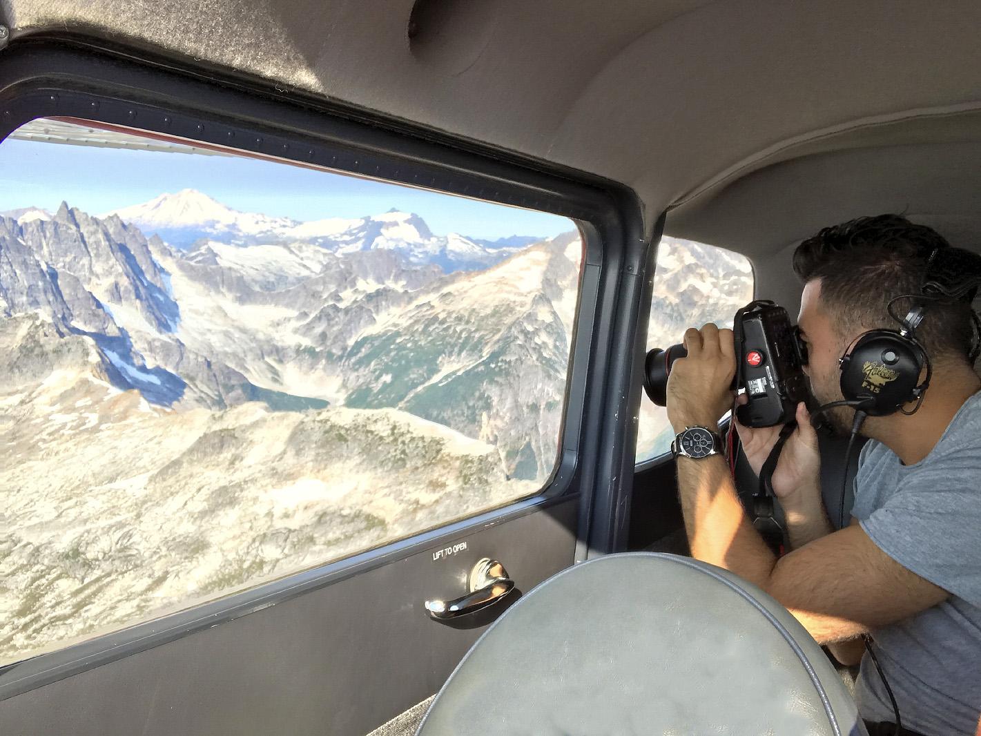 Mt Baker Photographer