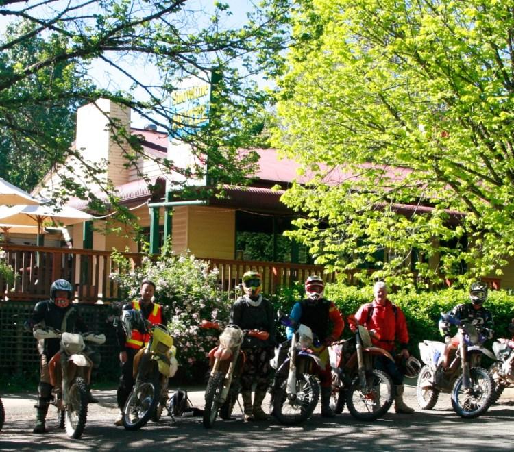 dirt bike high country bright harrietville
