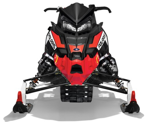 small resolution of 2017 polaris 600r front