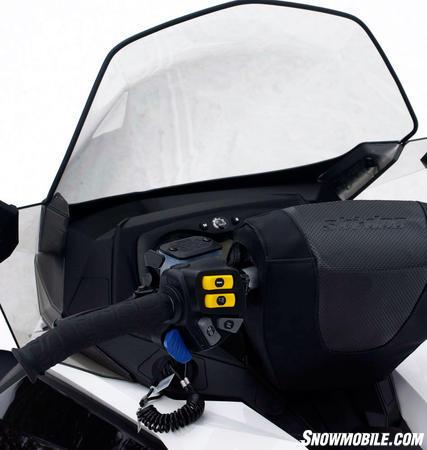 2012 SkiDoo GSX LE 600 Review  Snowmobilecom