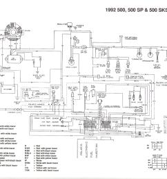 2003 arctic cat 400 wiring diagram [ 1925 x 1457 Pixel ]