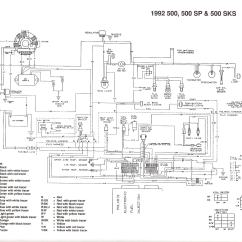 Polaris 90 Wiring Diagram Caldera Volcano 500 Ho Library Snowmobile Get Free Image About 1996 Indy