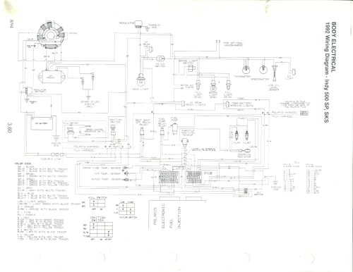 small resolution of wiring diagram for 1991 polaris rxl wiring diagrams sapp 1994 polaris indy rxl 650 wiring diagram polaris 650 wiring diagram