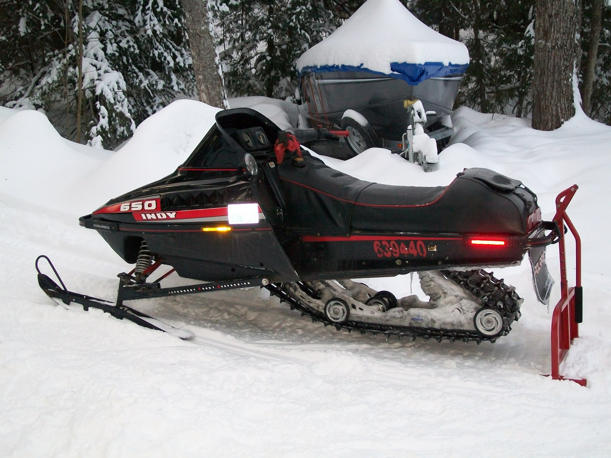 hight resolution of for sale in canada 1990 polaris indy 650 150000