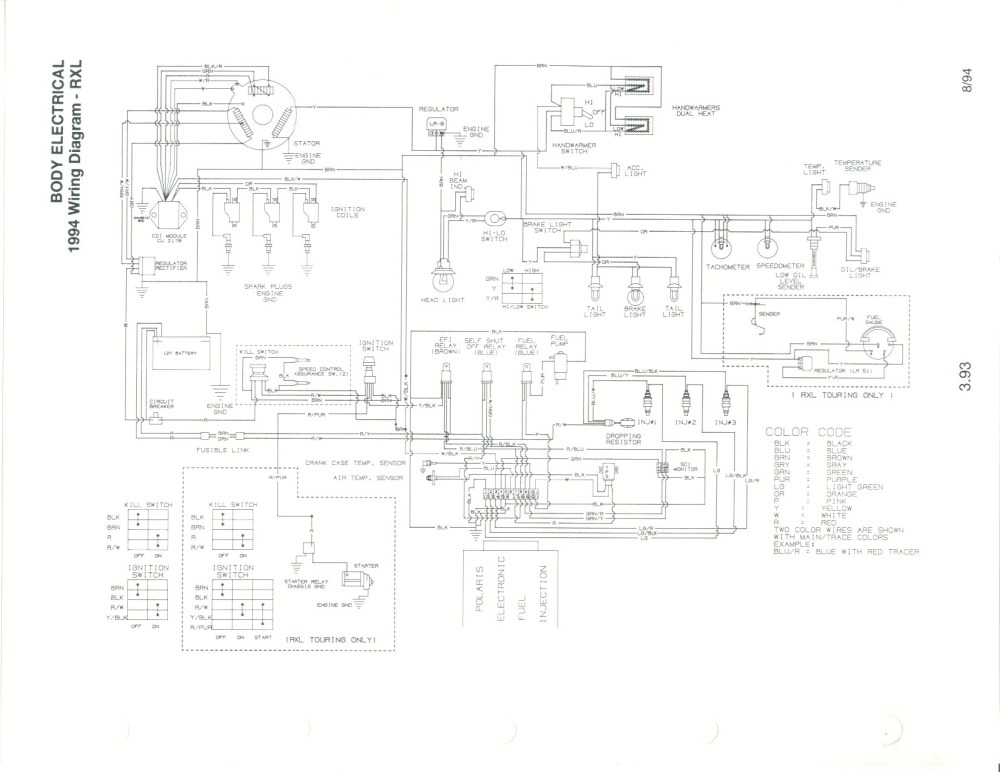 medium resolution of 1991 polaris wiring diagram wiring diagram 1991 polaris wiring diagram