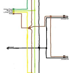 98 chevy tail light diagram detailed wiring diagram rh 7 4 ocotillo paysage com 2006 chevy 3500 tail light wiring diagram 2006 silverado brake light wiring  [ 777 x 1485 Pixel ]