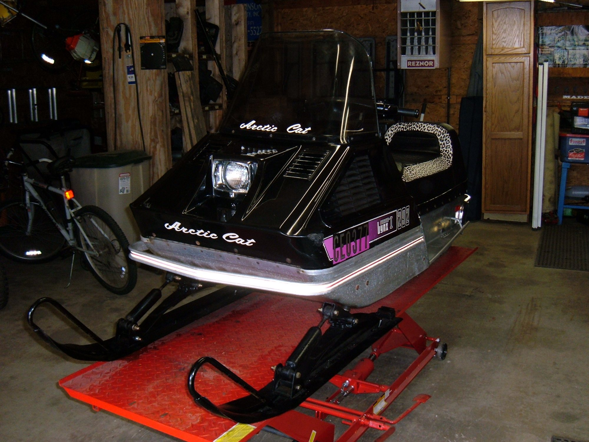 hight resolution of 1972 arctic cat lynx