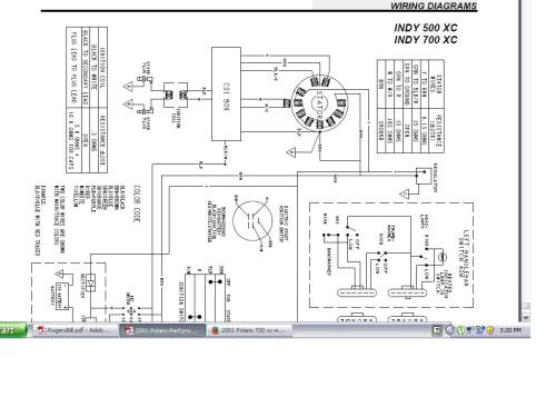 small resolution of 1998 polaris wiring diagram