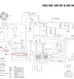 2003 arctic cat 400 wiring diagram arctic cat 500 4x4 2003 arctic cat 400 carb adjustment [ 1882 x 1447 Pixel ]