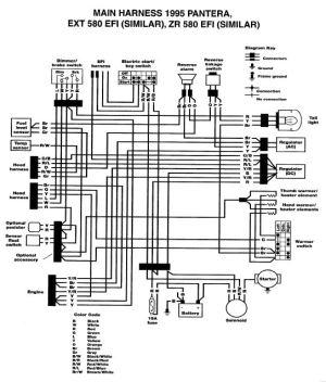 2004 Ski Doo Rev Wiring Diagram  Wiring Diagram