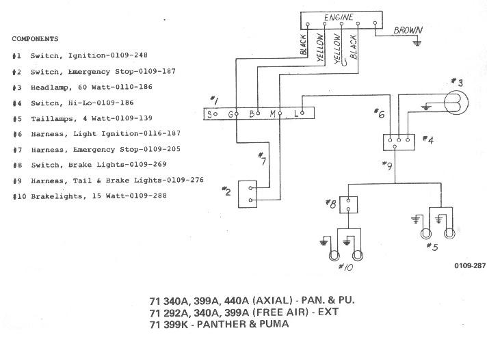 arctic cat f7 wiring diagram schematic diagram electronic - 1988 p30 wiring  diagram