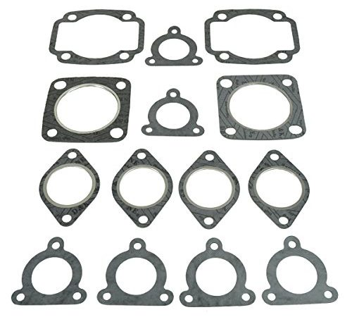 SPI, 09-710224, Snowmobile Top End Gasket Kit Many 1997