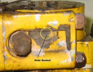SnowplowingContractors  Meyer E47 pump pics