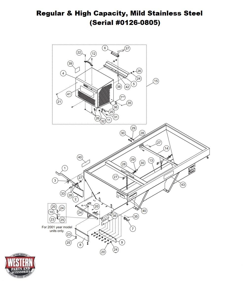 [DIAGRAM] Western Tornado Salt Spreader Wiring Diagram