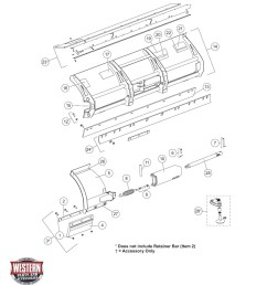 wide out plows ultramount plows part diagrams western products sort by western snow plow wiring diagram roller hand  [ 990 x 1324 Pixel ]