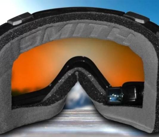 Nieuwe trend; de Data-skibril van Ski Amade