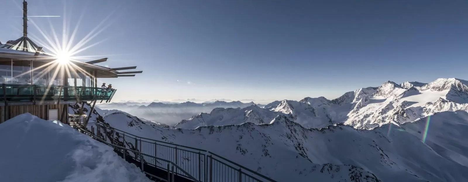 De vijf mooiste uitzichtspunten in de bergen