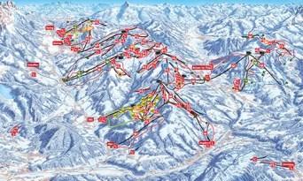 Skiwelt Runde