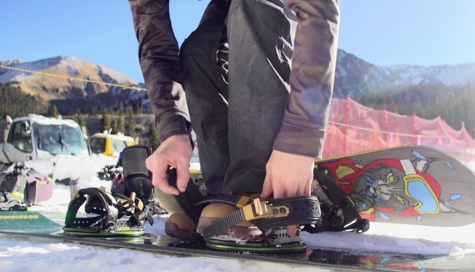 Lumbos Snowboard