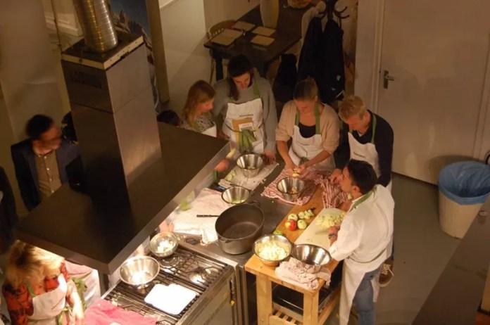 Apfestrudel maken met chefkok Manuel Astuto