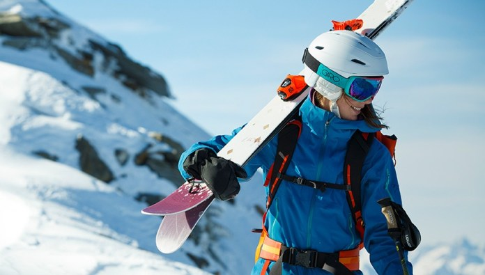 GIRO skihelm winnen