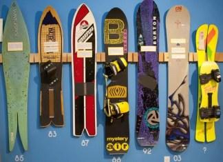 Ontwikkeling van een snowboard