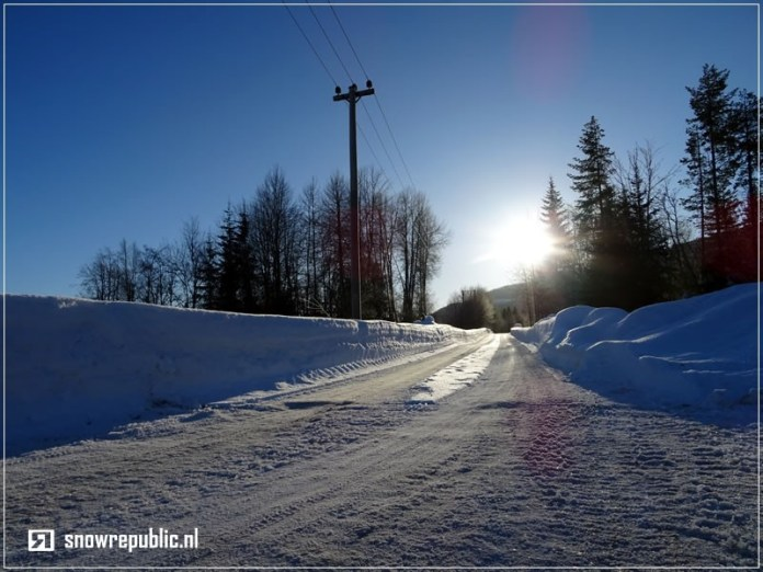 Way to Trysil