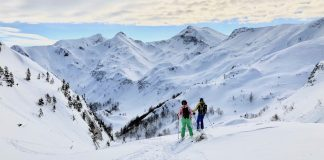 Tourskiën in Slovenië