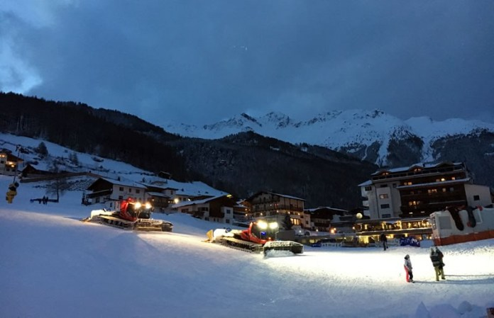 Fotografie wintersport