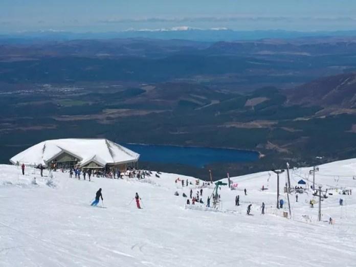 Skien is Schotland