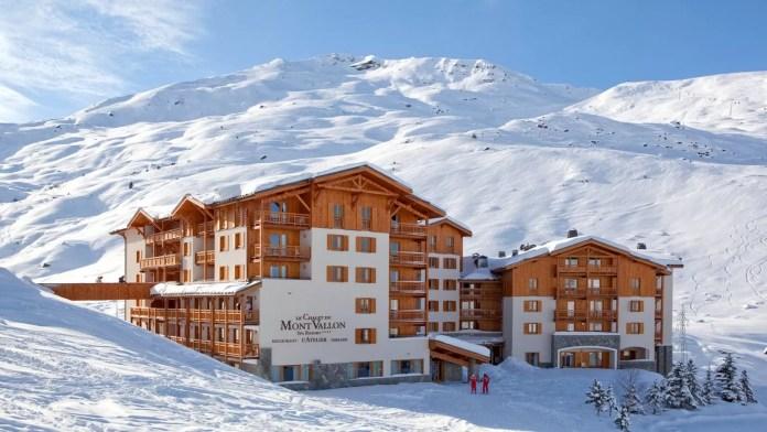 Hotel le Chalet du Mont Vallon