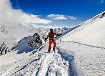 wintersportfoto's