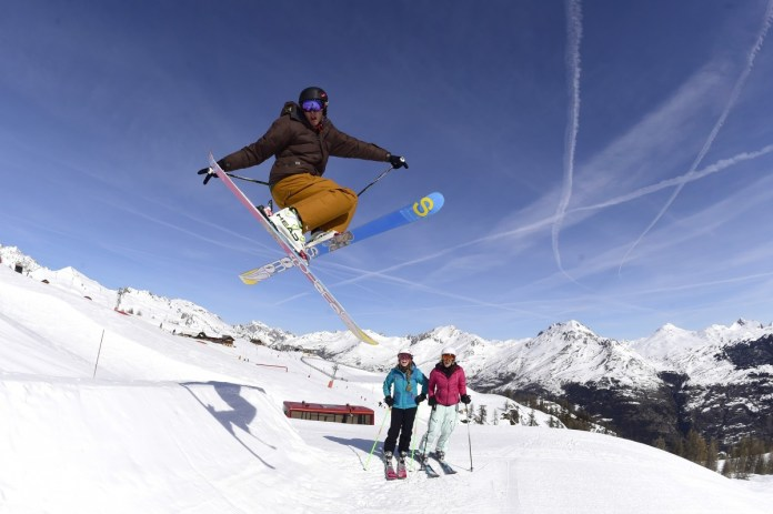 Snowpark Serre Chevalier