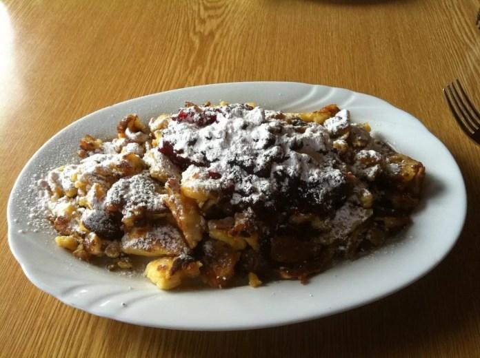 Recept Kaiserschmarrn - Snowrepublic